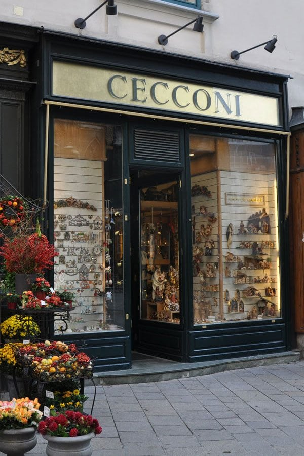 About Cecconi - visit our store!