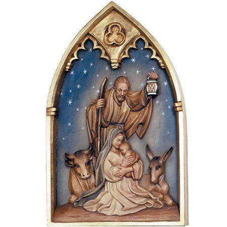 Relief Nativity