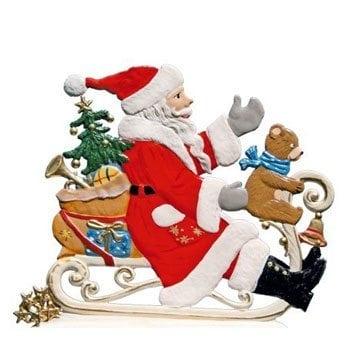 Weihnachten - Zinnfiguren