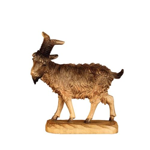 ANRI - Billy Goat - Karl Kuolt nativity Linden wood