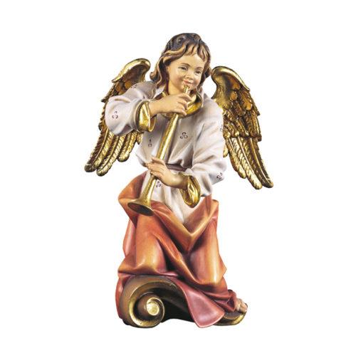 Engel kniend mit Posaune