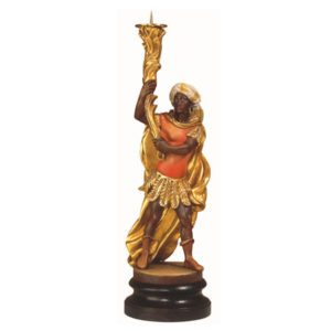 ANRI - Moor candlestick red