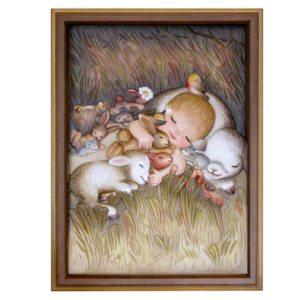 ANRI - Kuscheln mit Tieren - Juan Ferrandiz