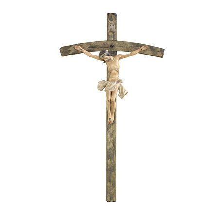 ANRI - Kruzifix bemalt