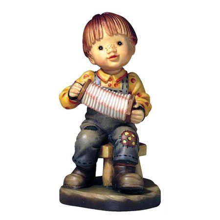 ANRI - Boy with Accordion - Sarah Kay