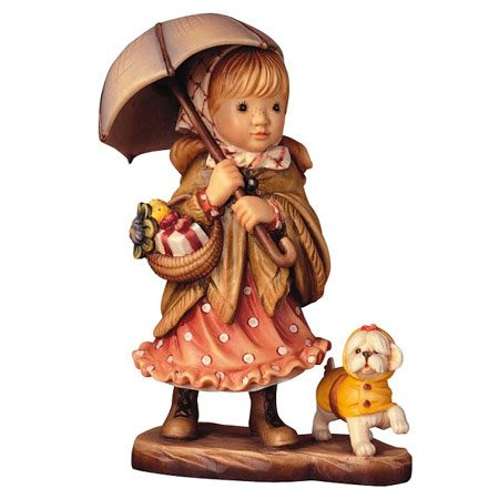 ANRI - Umbrella & Raincoat - Sarah Kay