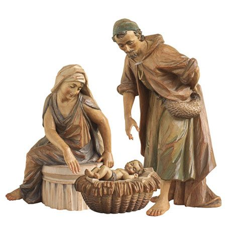 ANRI - Holy Family - ANRI nativity