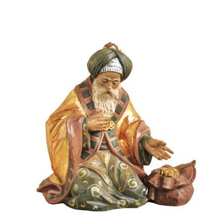 ANRI – Wise Man Melchior – ANRI nativity