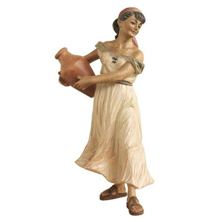 ANRI - Shepherdess with jug - ANRI nativity