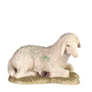 ANRI - Sheep resting - Walter Bacher nativity