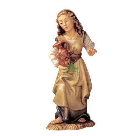 ANRI - Shepherdess with jug - Walter Bacher nativity