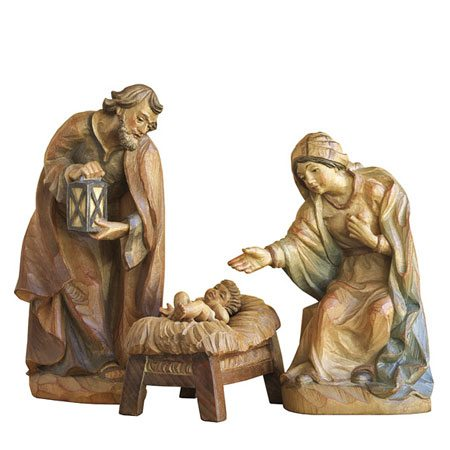ANRI - Holy Family - Florentiner nativity