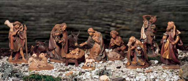 ANRI - Florentiner nativity - Set