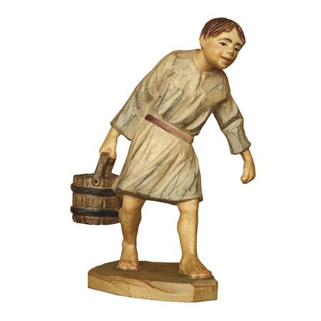 ANRI - Water boy - Karl Kuolt nativity Linden wood