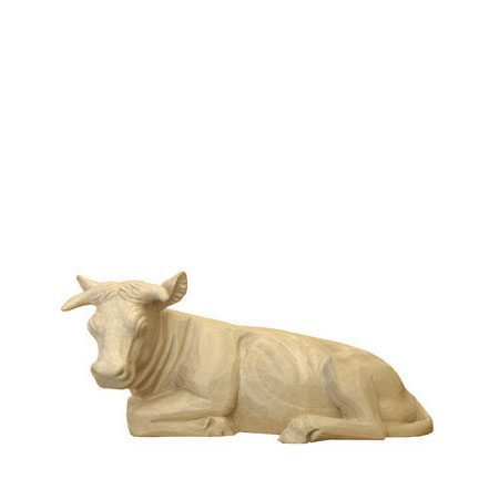 ANRI - Ox - Karl Kuolt nativity plain Linden wood