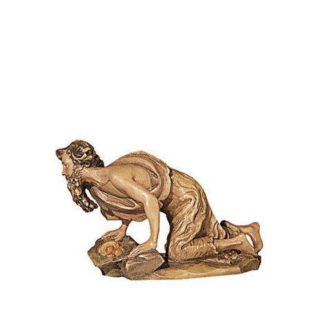 ANRI - Shepherd kneeling - Ulrich Bernardi nativity