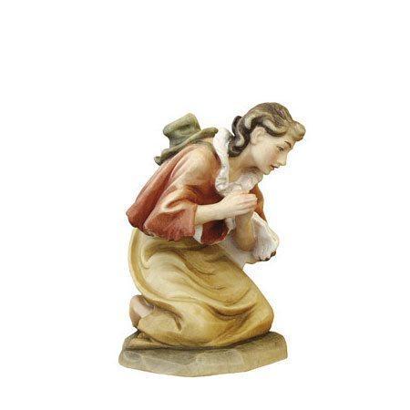 ANRI - Shpeherd kneeling - Ulrich Bernardi nativity