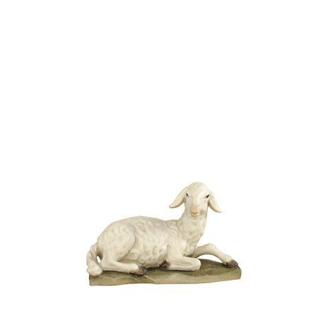 ANRI - Sheep lying - Ulrich Bernardi nativity