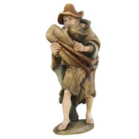 ANRI - Shepherd with bagpipes - Ulrich Bernardi nativity