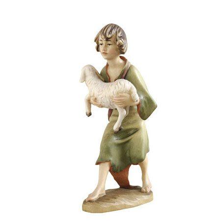 ANRI - Boy with lamb - Ulrich Bernardi nativity
