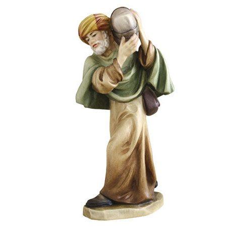 ANRI - Servant with parcel - Ulrich Bernardi nativity