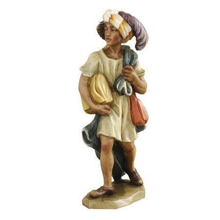 ANRI - Sevant with bag - Ulrich Bernardi nativity