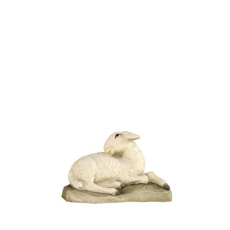 ANRI - Sheep lying - Ulrich Bernardi nativity