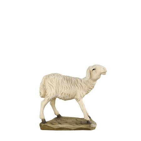 ANRI - Sheep looking - Ulrich Bernardi nativity
