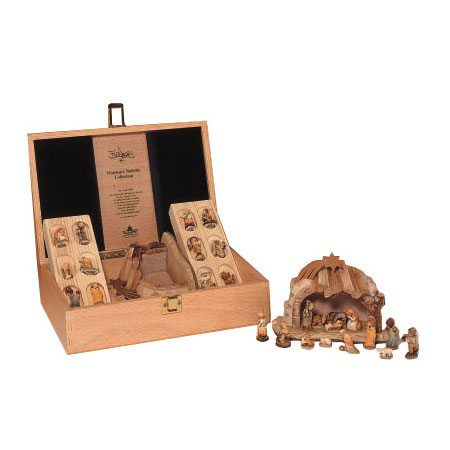 ANRI - Juan Ferrandiz miniature nativity set