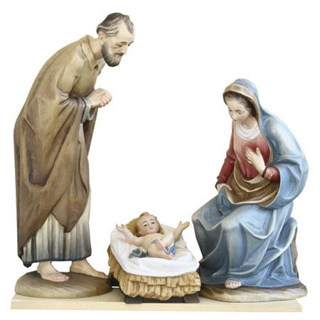 ANRI - Holy Family - Karl Kuolt nativity