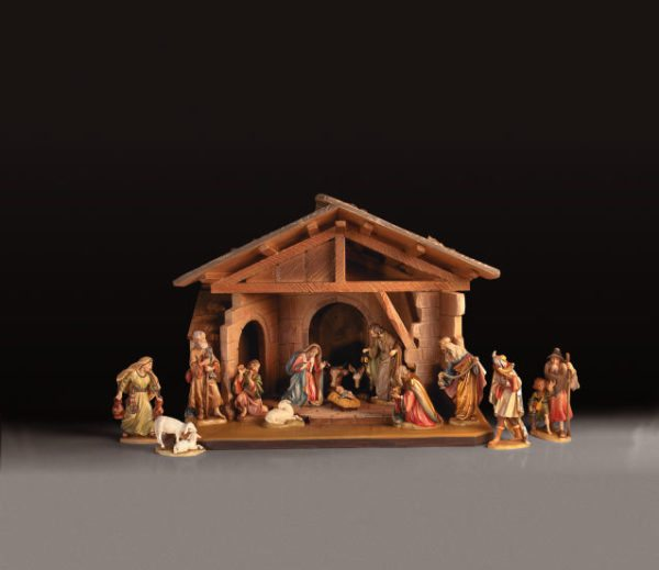 ANRI - Stable Ulrich Bernardi - Nativity Stables