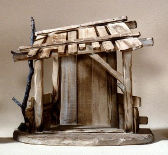 ANRI - Stable Prof. Karl Kuolt - Nativity Stables