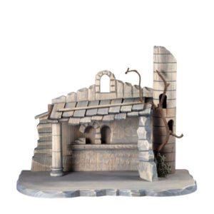 Oriental nativity stable