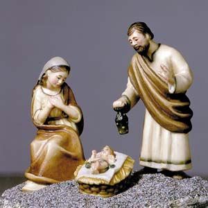 ANRI - Holy Family - Vinzent nativity