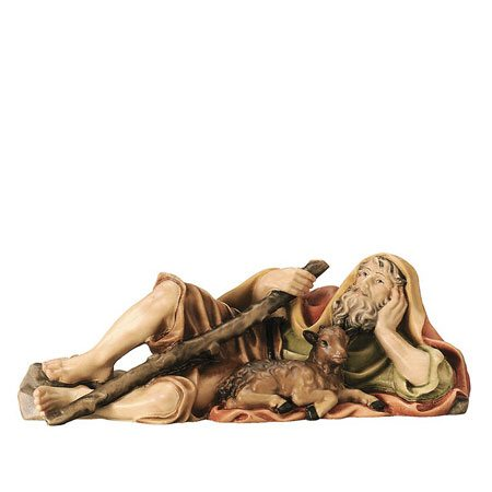 Royal nativity - Shepherd resting