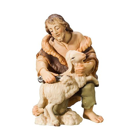Royal nativity - Sheepshearer