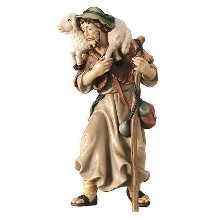 Royal nativity - Shepherd with sheep