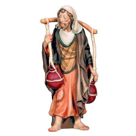 Royal nativity - Shepherd with jars