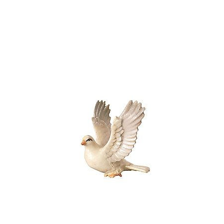 Royal nativity - Dove flying