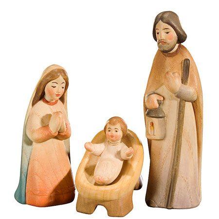 Spielkrippe - Heilige Familie