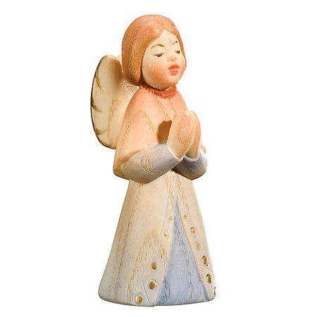 Playful nativity - Angel praying