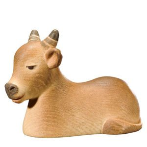 Playful nativity - Ox