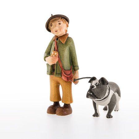 Shepherd boy - Kastlunger nativity
