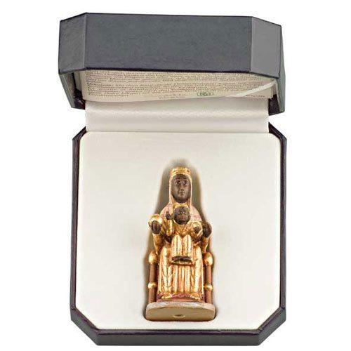 Virgin of Montserrat - colored