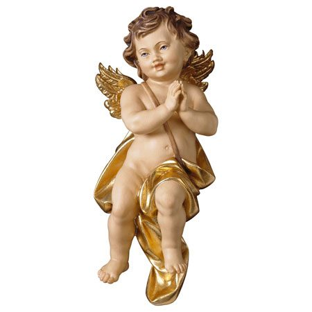 Cherub praying