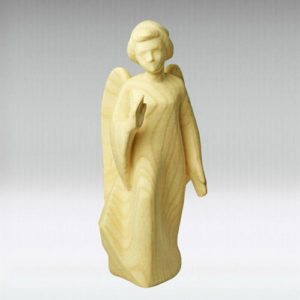 Gloria Angel - Leonardo nativity