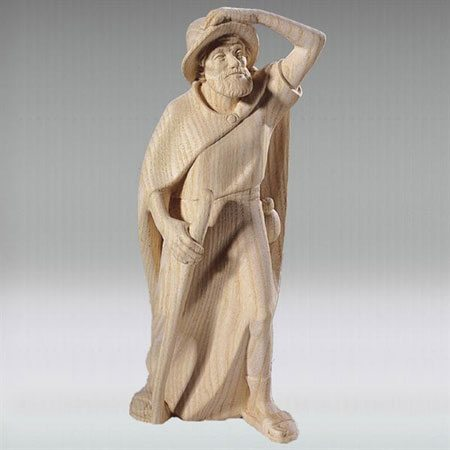 Shepherd with cane - ROWI nativity