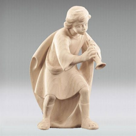 Shepherd with trumpet - ROWI nativity