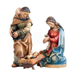 Walter Bacher nativity