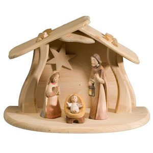 """Playful"" Nativity"